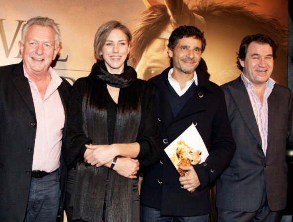 Premiere of Warhorse in Paris, Jan 2012