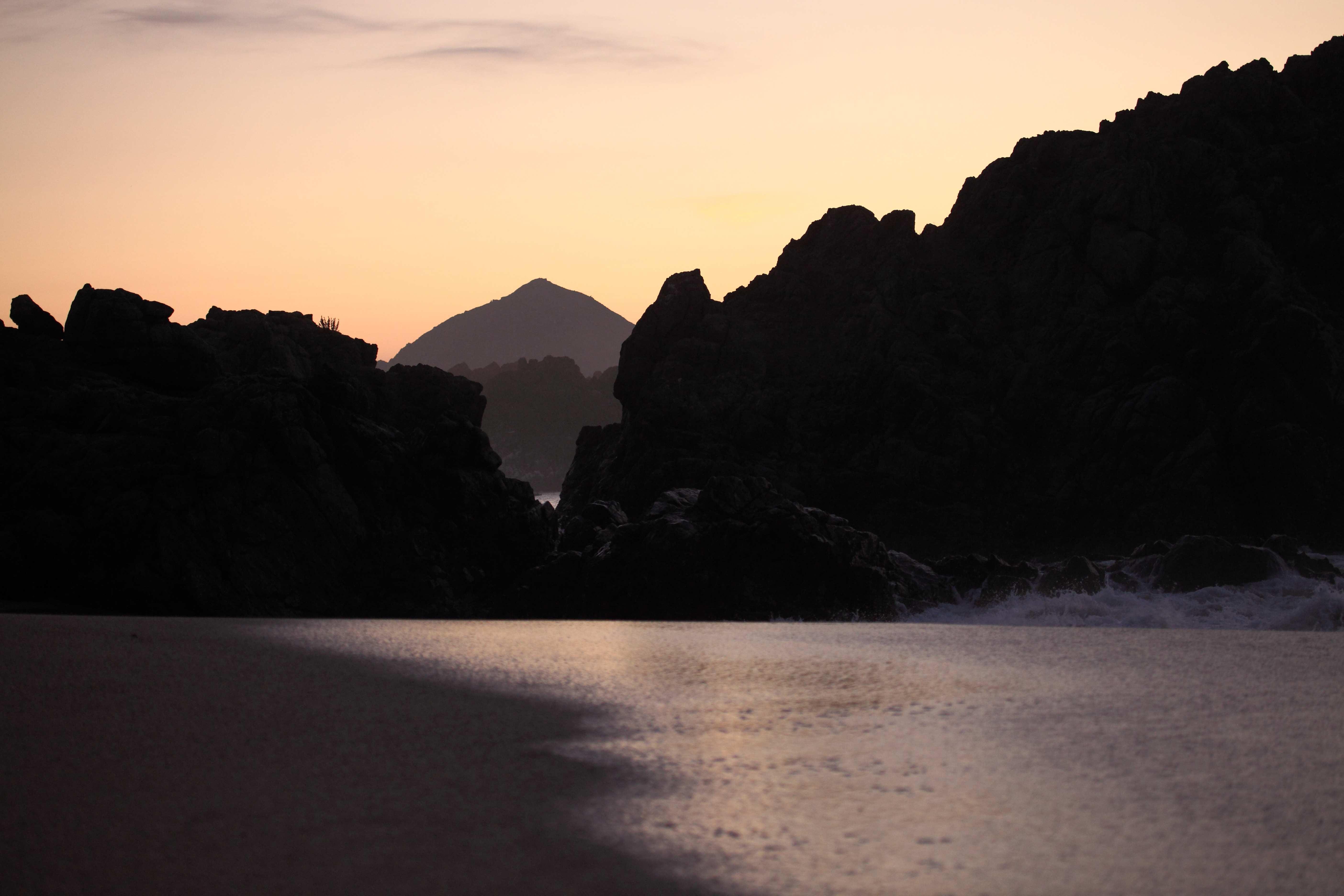 Isla pan de Azucar, Chile.