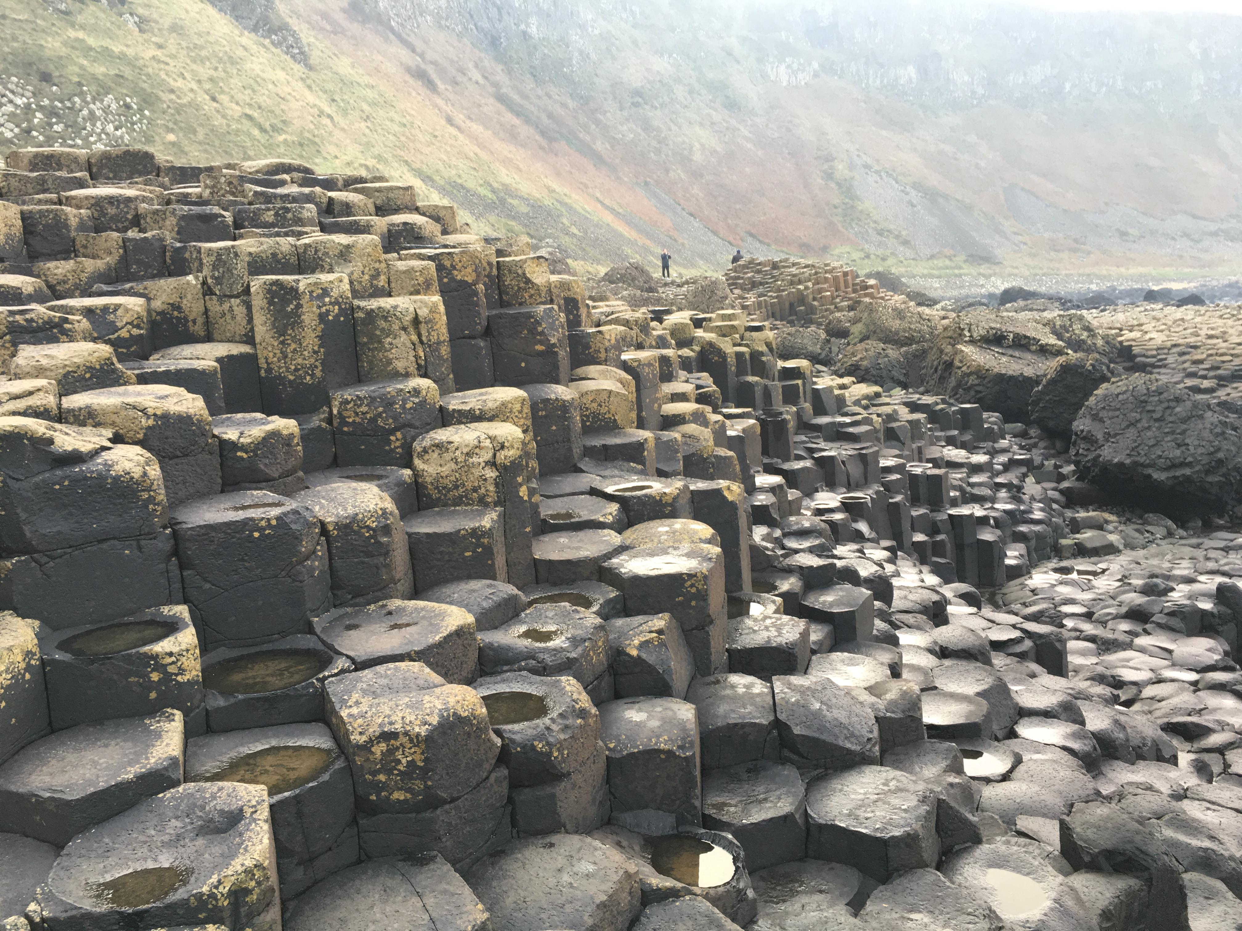 Winterwatch - Giant's Causeway
