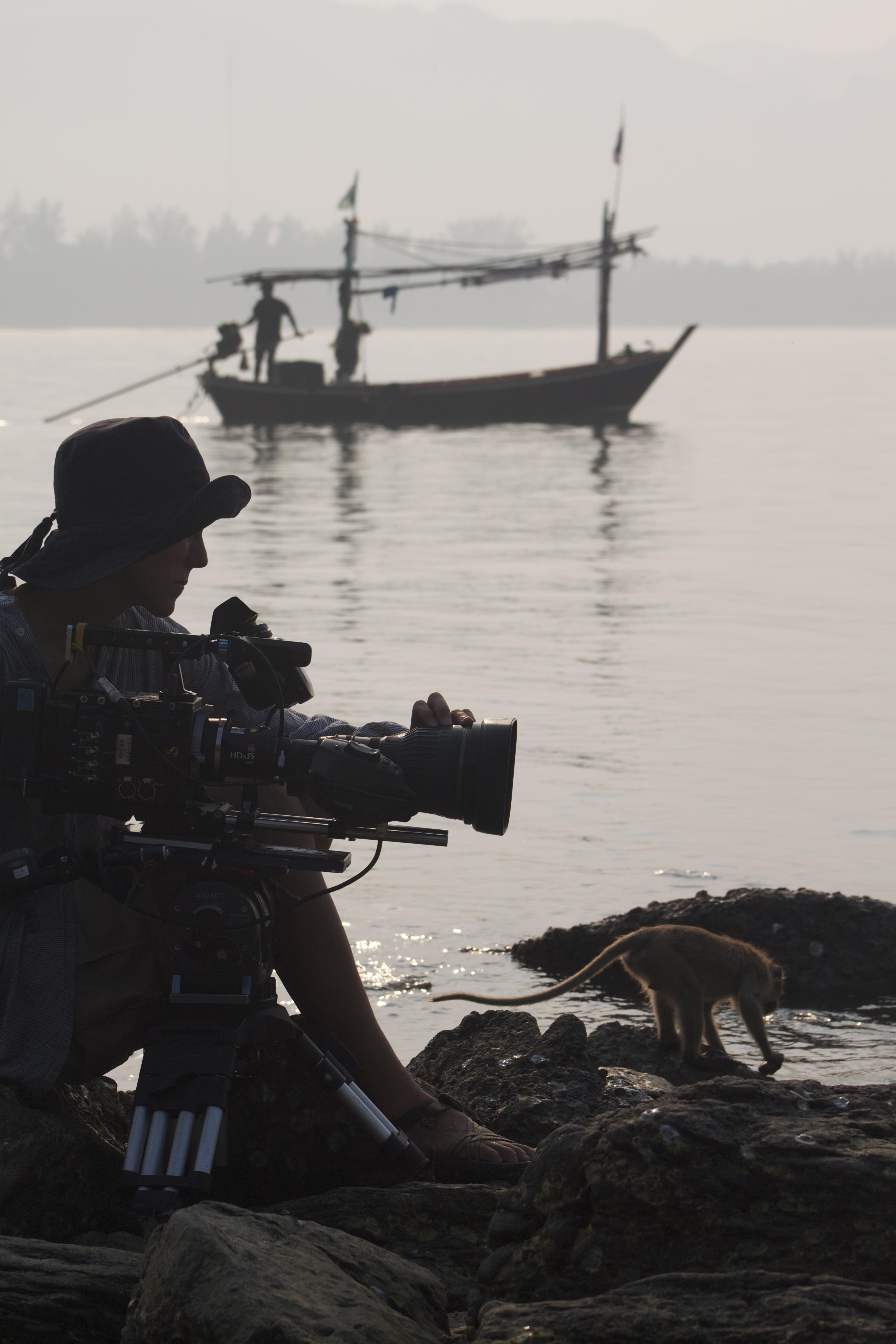 Sophie Darlington, Thailand, The Hunt copyright Alex Page